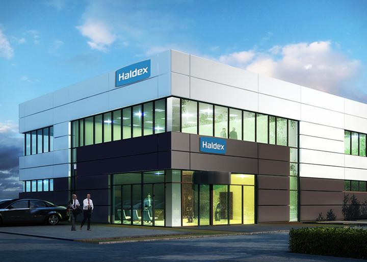 Haldex R&D Facility