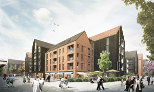 New Contract – Arden Quarter Stratford